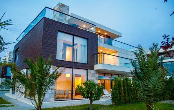 элитные дома. фото