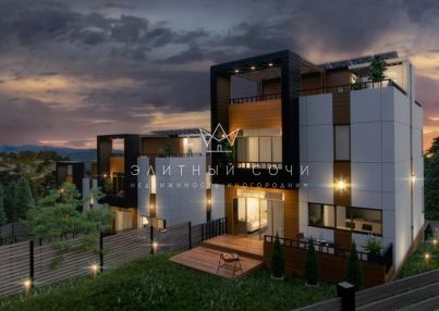 ТХ DIAMANT HOUSE (Диамант) 239 м²